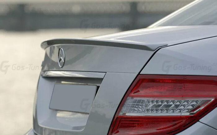 Купить тюнинг лип спойлер Mercedes W204 - ГОС-Тюнинг Москва