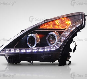 Купить светодиодные передние фары Ниссан Теана J32 - ГОС-Тюнинг