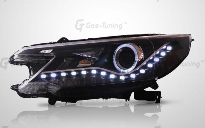 Купить светодионые фары Honda CR-V IV