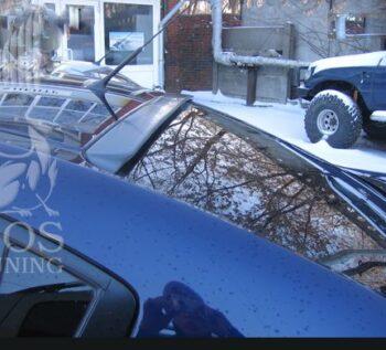 Спойлер на стекло  Козырек Mazda 3 Седан / ГОС-Тюнинг