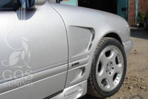 "Крылья Мерседес Бенц W210 ""Lorinser Style"""