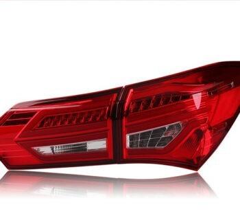 Задние Фонари Тойота Королла E160 Mercedes Style