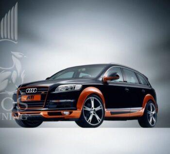 Обвес «ABT» на Audi Q7 / Ауди Q7