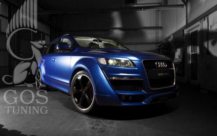 Обвес «PPI ICE» на Audi Q7