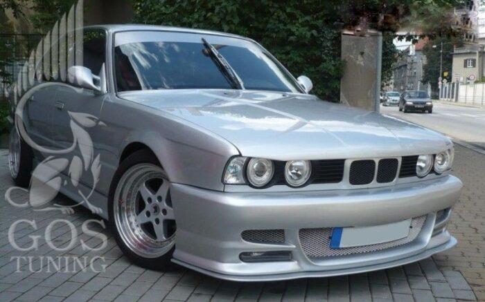 Обвес «Seidl» на BMW 5-series / БМВ 5-серия