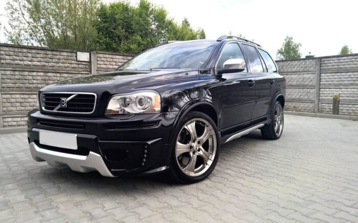 Купить обвес Volvo XC90 «Maxton Body Kit Lite»