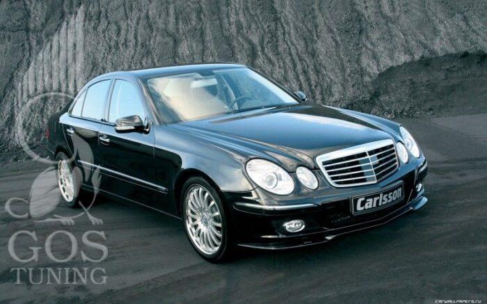 Обвес «Carlsson» на Mercedes E-class