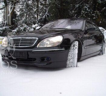 Обвес «Carlsson» на Mercedes S-class