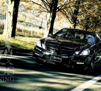 Обвес «Wald Black Bison Sports Line» на Mercedes E-class