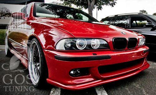 Обвес «M-Style» на BMW 5-series / БМВ 5-серия
