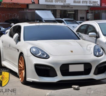 Тюнинг обвес Techart Porsche Panamera Restyling (13-16) / Порше Панамера Рестайлинг