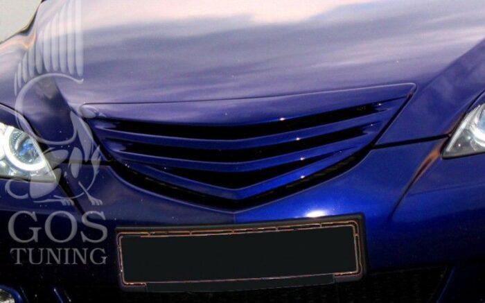 Решетка радиатора Extremma Rave IV Mazda 3 / Мазда 3