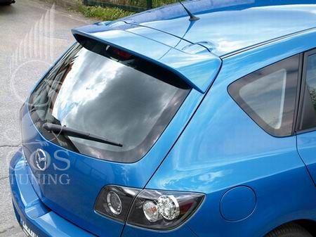 Спойлер Sport Mazda 3 / Двухлитровый Мазда 3 ГОС-Тюнинг
