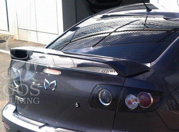 Спойлер Sport Mazda 3 Sedan ГОС-Тюнинг - Москва
