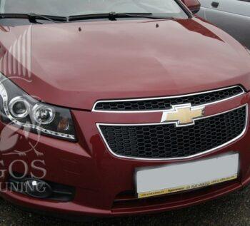 Фары Eagle Eyes Chevrolet Cruze Black / Шевроле Круз - ГОС Тюнинг