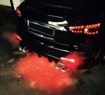 Светодиодные LED фонари Infiniti FX QX70 Инфинити