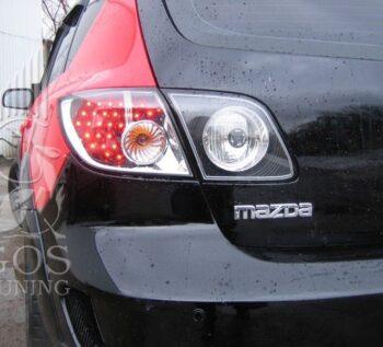 Купить светодиодные задние фонари Мазда 3