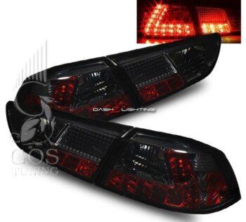 Задние альтернативные фонари на Mitsubishi Lancer X