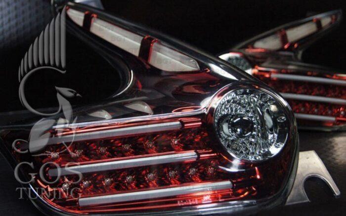 Купить светодиодные задние фонари Juke F15 - Москва