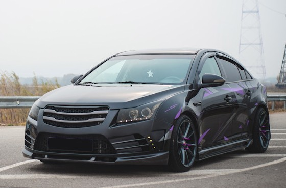 R01-0180 Обвес MyRide Style Chevrolet CruzeR01-0180 Обвес MyRide Style Chevrolet Cruze