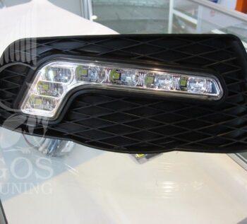 Светодиодные вставки в противотуманные фары Mercedes W204