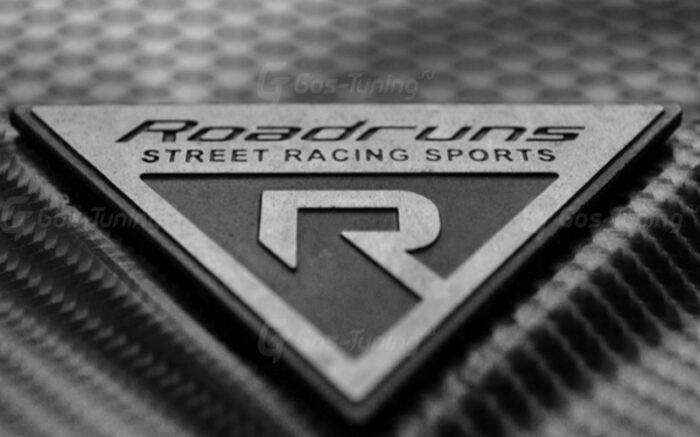 """Шильдик / Эмблема RoadRuns """"STREET RACING SPORTS"""""""