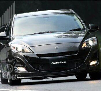 Передний бампер AutoExe Mazda 3 BL / Мазда / Седан / Хетчбек