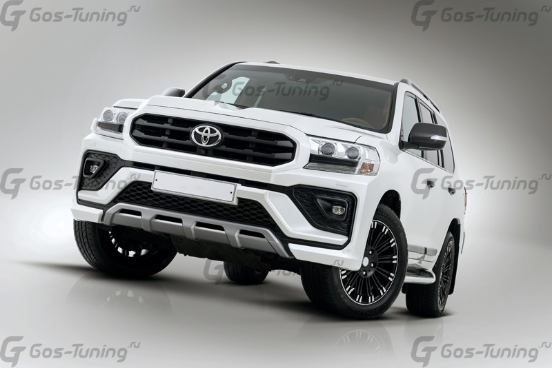body kit toyota land cruiser 200