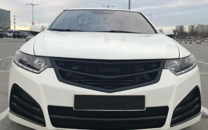Купить передний бампер Хонда Аккорд 8