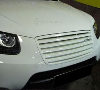 """Решетка радиатора Hyundai Santa Fe CM """"Luxury VIP"""""""