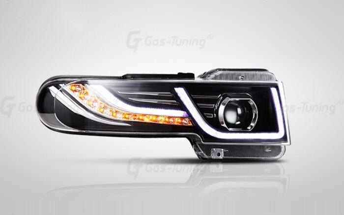 """Передние фары Toyota FJ Cruiser """"RR Style"""""""