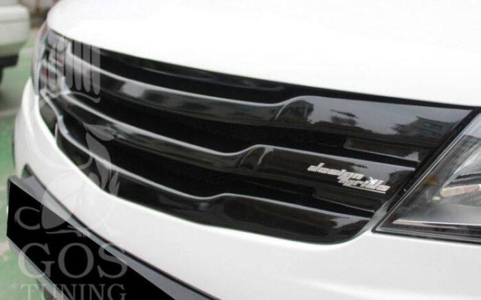 Решетка радиатора MyRide Kia Cerato 2 Forte Sedan / Koup, купить