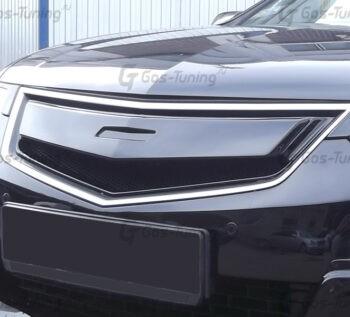 Тюнинг решетка радиатора Хонда Аккорд 8