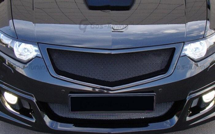 Решетка радиатора Honda Accord 8