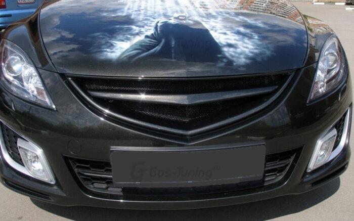 Решетка радиатора Мазда 6 / Mazda 6 GH