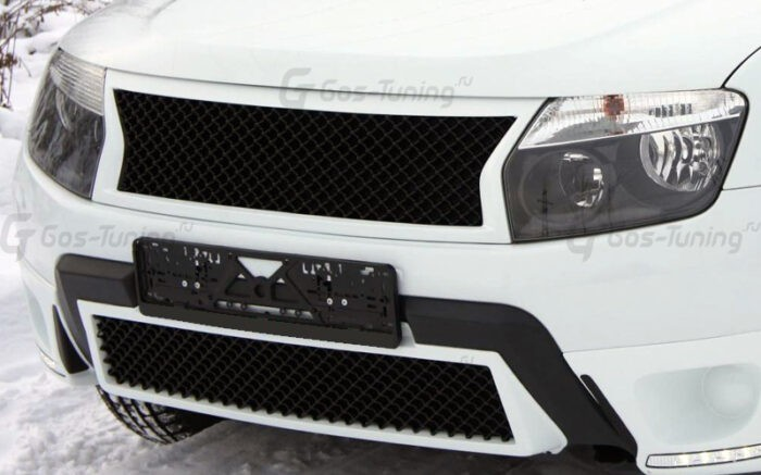 "Решетка радиатора Renault Duster ""Bentley"" - Москва - ГОС-Тюнинг"