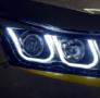 """Купить передние фары Шевроле Круз """"Volkswagen Style"""""""