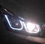 Передняя альтернативная оптика «Volkswagen Style» на Chevrolet Cruze