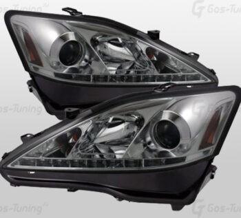 Купить Светодиодные передние фары Lexus IS 250