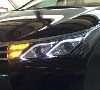 Купить LED фары Тойота Королла 160