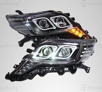 Купить светодиодные фары Тойота Прадо 150