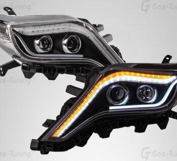 Купить светодиодные фары Прадо 150 - ГОС-Тюнинг - Москва