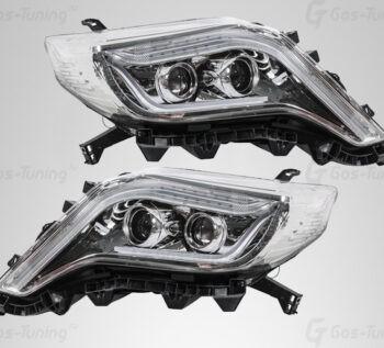 Купить светодиодные фары Toyota Prado 150
