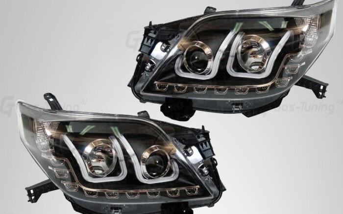 Купить фары Toyota Land Cruiser Prado 150 - ГОС-Тюнинг - Москва