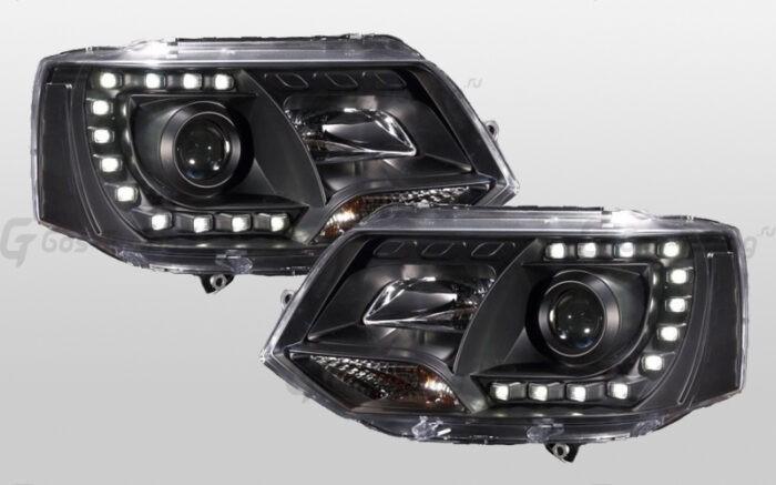 Купить передние фары Фольксваген Транспортер Т5 / Мультивен / Каравелла
