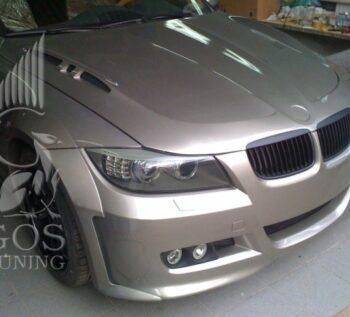 Капот «Exclusive Line version 2» на BMW 3-series E90