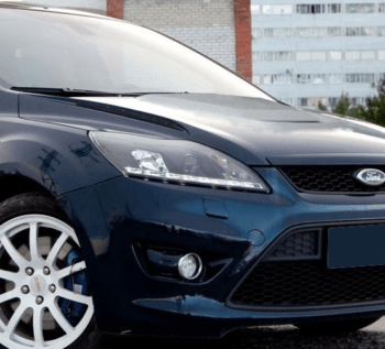 Капот Individual Ford Focus 2 Restyling / Форд Фокус 2