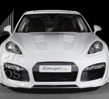 """Тюнинг капот Порше Панамера """"Concept One"""" / Porsche Panamera"""