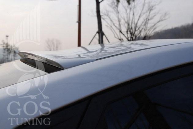 Козырек Hyundai Elantra Avante