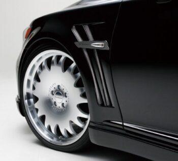 Крылья «Wald» на Lexus LS460 / Лексус LS460